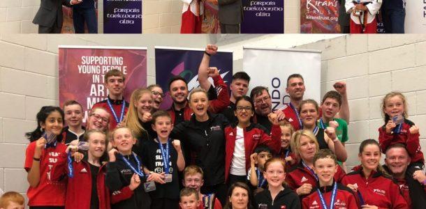 Scottish Taekwondo Championships 2018